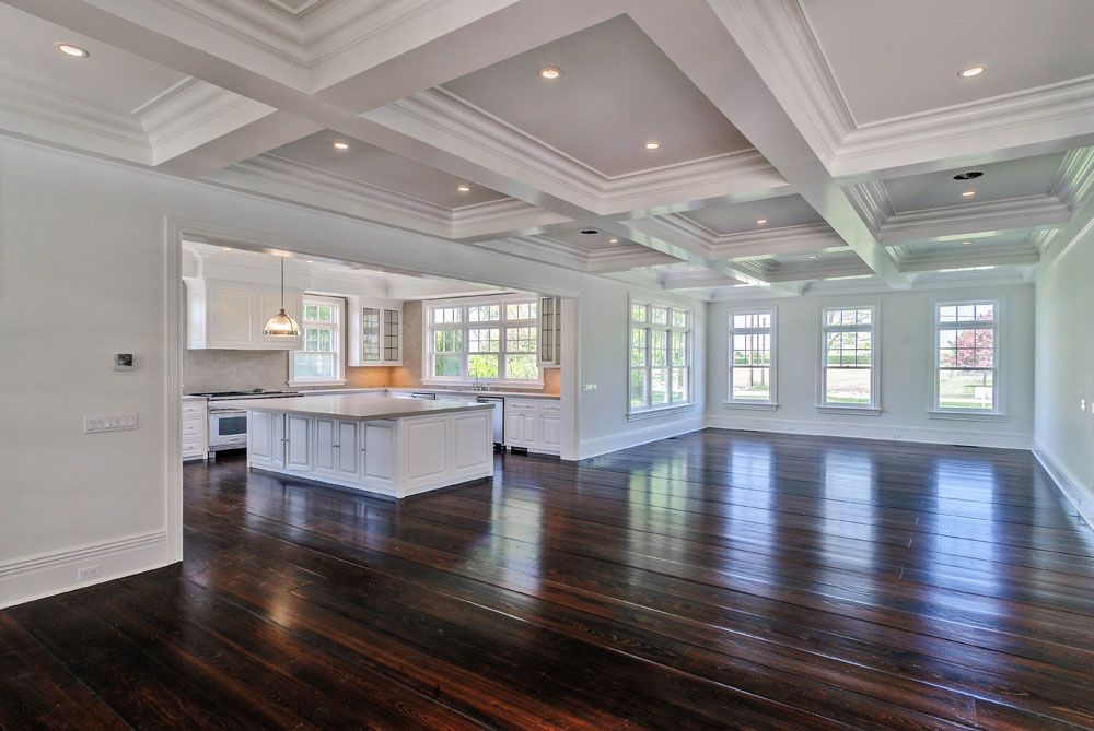 Hamptons ny homes for sale wainscott jeffrey colle for Large open floor plans