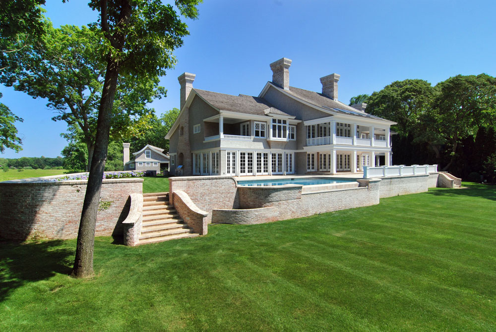 East Hampton Homes For Sale Waterfront Luxury